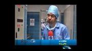 وزیر بهداشت چشم وزیر اسبق را روشن کرد