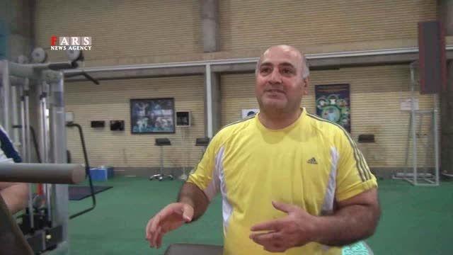 بازگشت قوی ترین مردان ایران