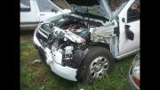 عکسهایی از تصادف رنو داستر (بخش دوم)