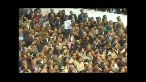 سخنان عزت مند دکتر احمدی نژاد
