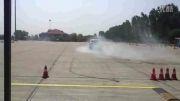 حرکات نمایشی و حرفه ای با خودروی شاسی بلند چانگان CS35