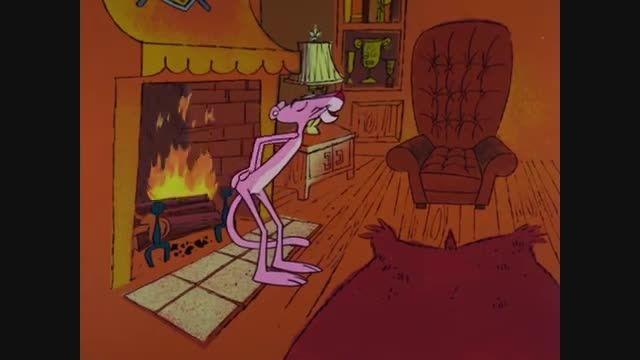 کارتون پلنگ صورتی دزدکی  The Pink Panther in Slink Pink