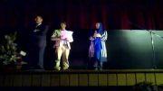 سخنان مهناز افشار و صابر ابر در افتتاحیه فیلم هیچ کجا هیچ کس