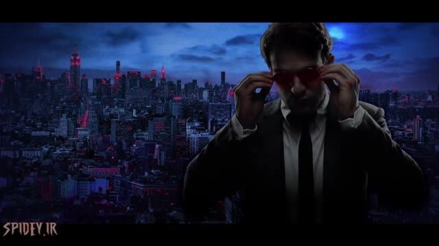 ویدئویی از پوستر جدید سریال دردویل!!