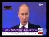 پوتین: آمریکا در قتل قذافی دست داشته است