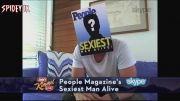 کریس همسورث جذاب ترین مرد جهان شد