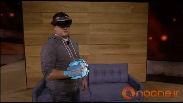 عینک جدید مایکروسافت شما را وارد میدان جنگ می کند