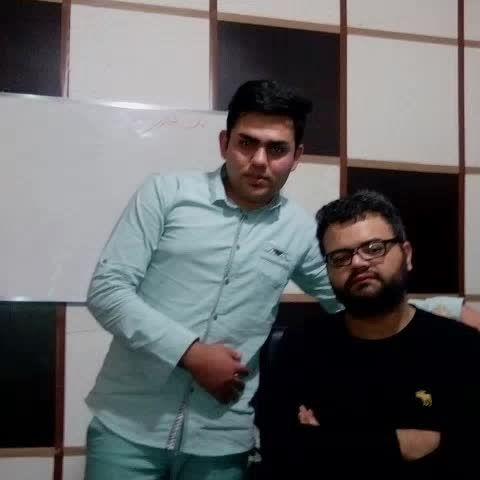 افشین آذری و محسن مقیاسی