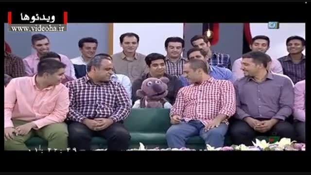 طالع بینی جناب خان برای رامبد و خودش