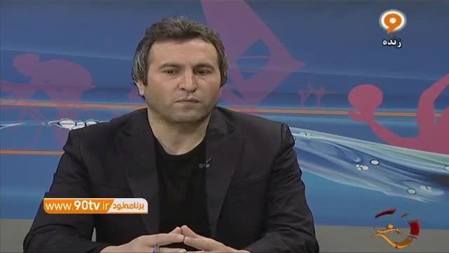آنالیز هفته ۸ لیگ برتر و دفاع از برانکو توسط لطیفی
