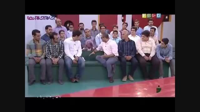 دلتنگی جناب خان برای رامبد جوان