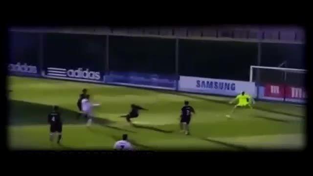 حرکات برتر آلوارو مدران (ستاره جوان رئال مادرید)