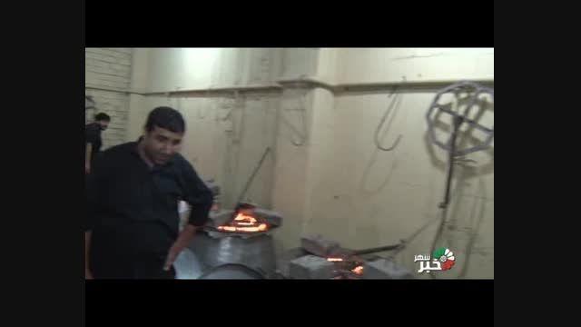 توزیع 5000 هزار غذای نذری در مصلای امام  خمینی (ره )