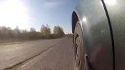 عملکرد بی نقص تعلیق Citroën CX در جاده های نا هموار....