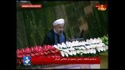 نظر  روحانی درباره رابطه ایران و غرب
