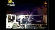 فرود اضطراری هواپیمای حجاج ایرانی