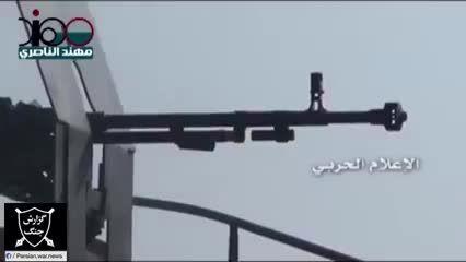 نیرو های مخصوص سپاه پاسداران در حلب
