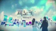 پشت صحنه ی سریال کره ای پینوکیو