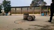 انفجار TNT در مدرسه که منجر به مرگ 1 دانش آموز شد!