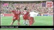 قهرمانی پرسپولیس در دربی جام حذفی