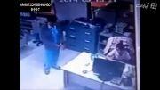 قتل وحشیانه دختر در محل کار. +18