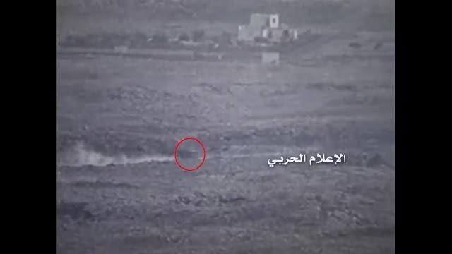 کمین ارتش سوریه علیه تروریستهای داعش در غوطه غربی دمشق