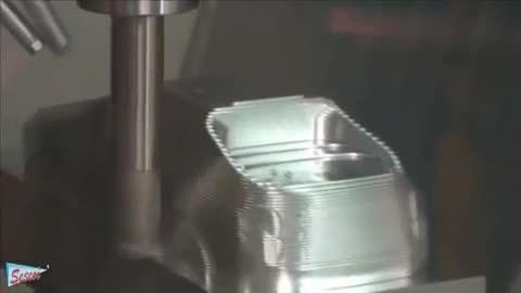 قالبسازی قالب و ساخت قالب با سی ان سی CNC