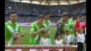 زیبایی های فوتبال در بوندسلیگا آلمان