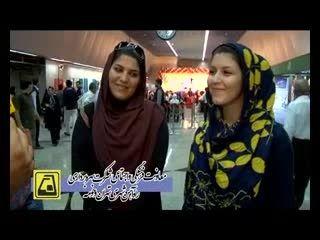حرف دل در شهر زیر زمینی مترو  تهران