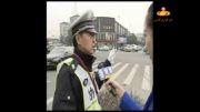 زنده ماندن زن چینی زیر چرخ خودرو (۱۸+)