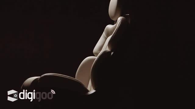 صندلی جدید خودروهای لوکس فورد