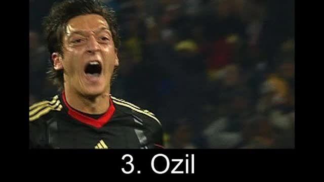 20 بازیکن برتر و مشهور مسلمان فوتبال جهان