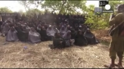 ازاد سازی 100 دختر نیجریه توسط بوکو حرام.