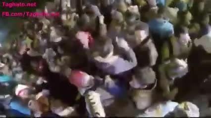 ویدیوئی از بازگشایی پیست دیزین