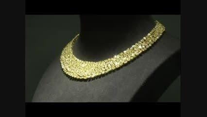 نمایشگاه جواهرات قیمتی در هنگ کنگ