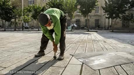 میدان مشق هویت دیرین تهران