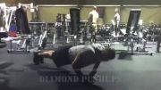 44 تمرین حرفه ای تناسب اندام با وزن بدن فقط برای حرفه ای ها