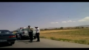 تصادف مرگبار پراید در جاده مهاباد - ارومیه