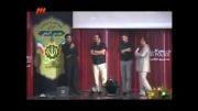 میلاد کی مرام در همایش پلیس آگاهی مشهد