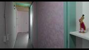 خلاقیت در طراحی اتاق زیر شیروانی