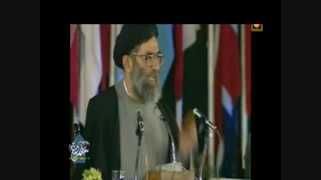شعر، جهان بینی و شخصیت حافظ از زبان رهبر در کنگره حافظ