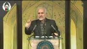 اشتباه احمدی نژاد کجا بود؟