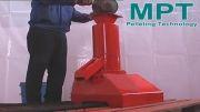 دستگاه پلت دان مرغی ( پرس پلت بدون بخار MPT )