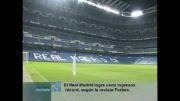 رئال مادرید ارزشمندترین باشگاه جهان از نگاه فوربس