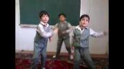 رقص کودکان دبستانی