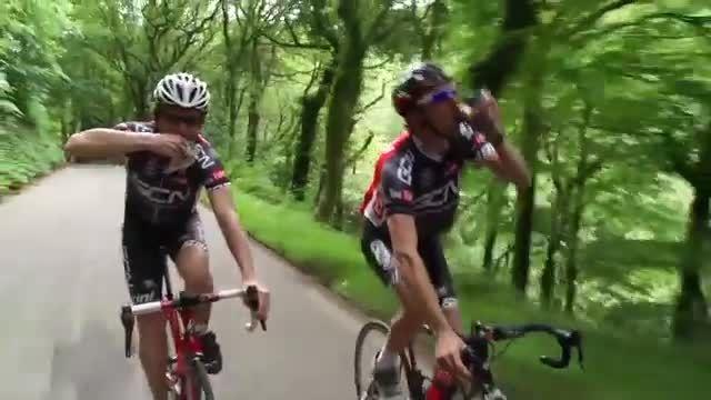 10 چیزی که هنگام دوچرخه سواری نباید خورد