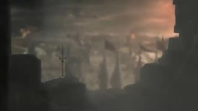 New Warhammer trailer