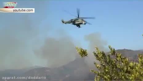 عملیات نجات خلبان روسی با فرماندهی سردار سلیمانی