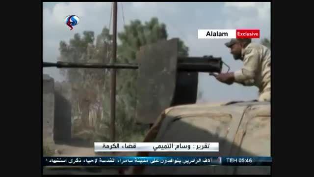 کشف سلاح های اسرائیلی داعش در الانبار