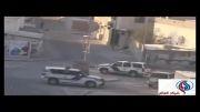 تلاش ماموران آل خلیفه برای جلوگیری از تظاهرات در بحرین